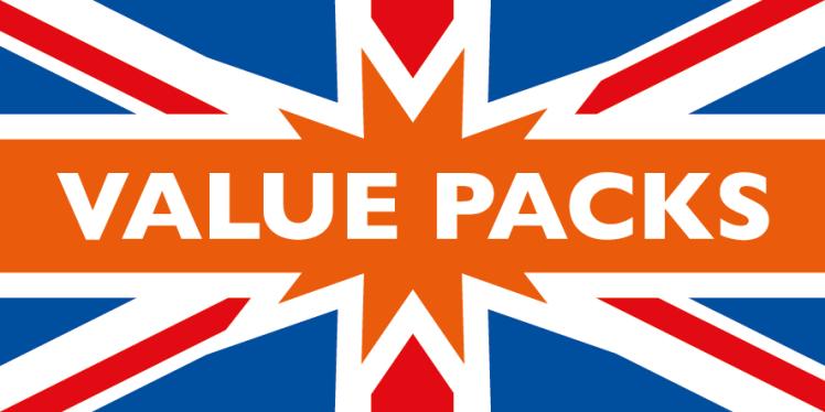 GB Value Packs